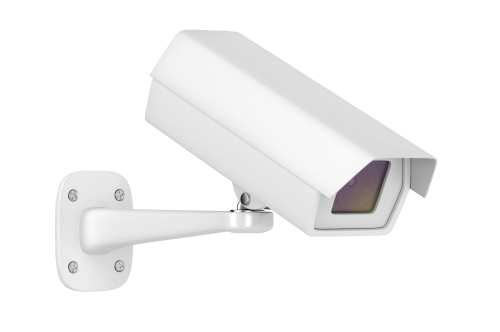 human detection cameras